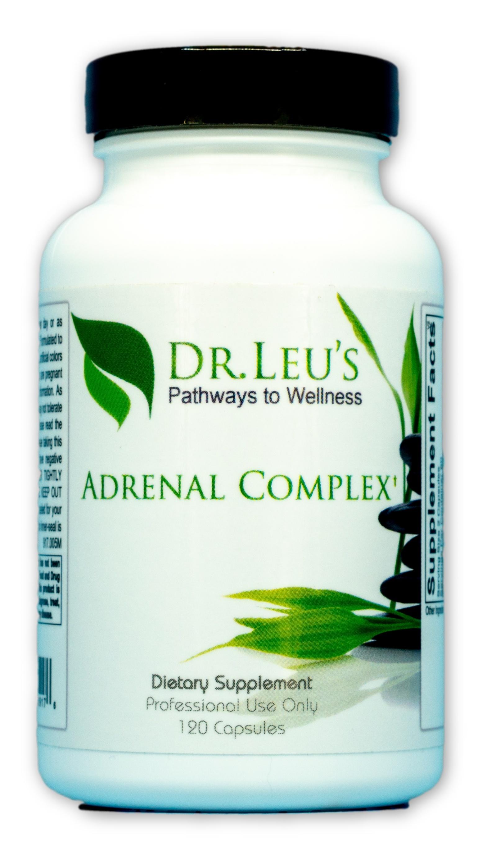Adrenal Complex 120ct